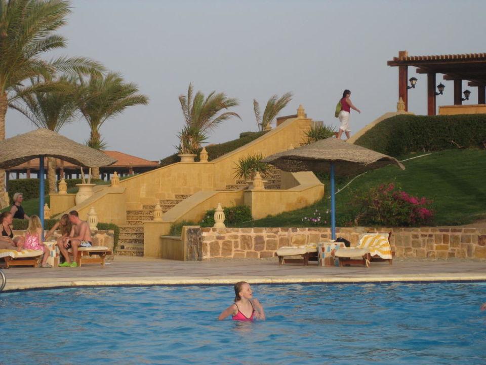 Einer von zwei Pools SuneoClub Reef Marsa by(Jaz Group)
