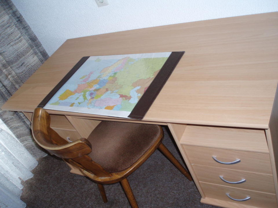 Table Hotel L'Europe