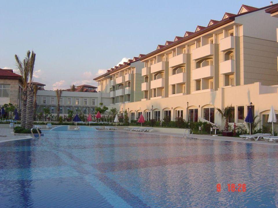 Pool Hotel Süral Resort