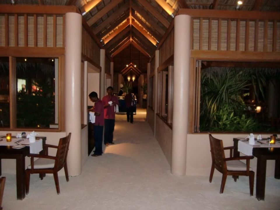 Restaurant Veligandu Island Resort & Spa