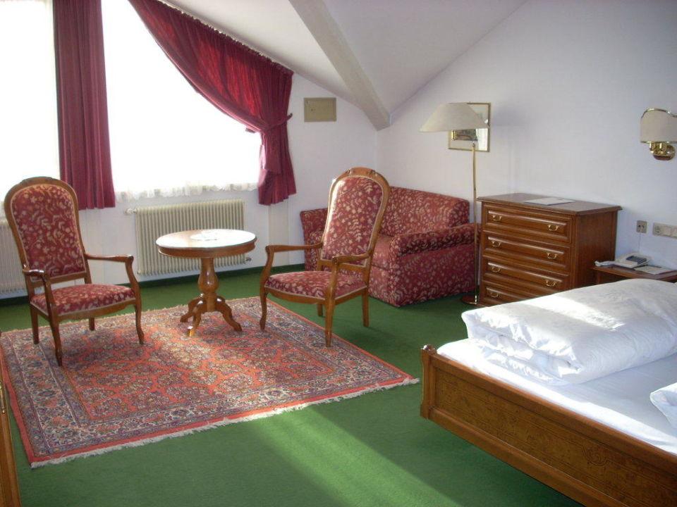 Doppelzimmer Hotel Grüner Baum
