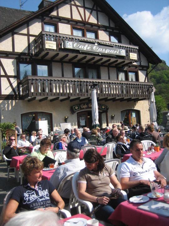 """Cafe Caspari"" Haus Caspari Altenahr • HolidayCheck"