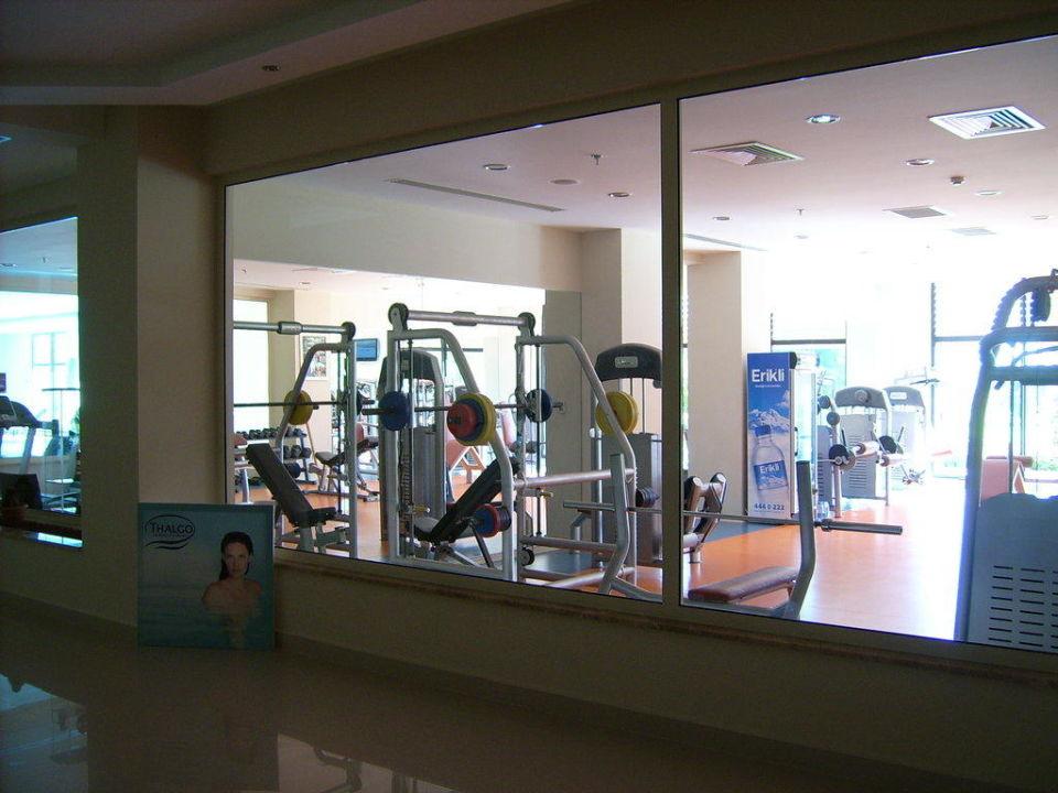 Fitnessbereich Avantgarde Hotel & Resort