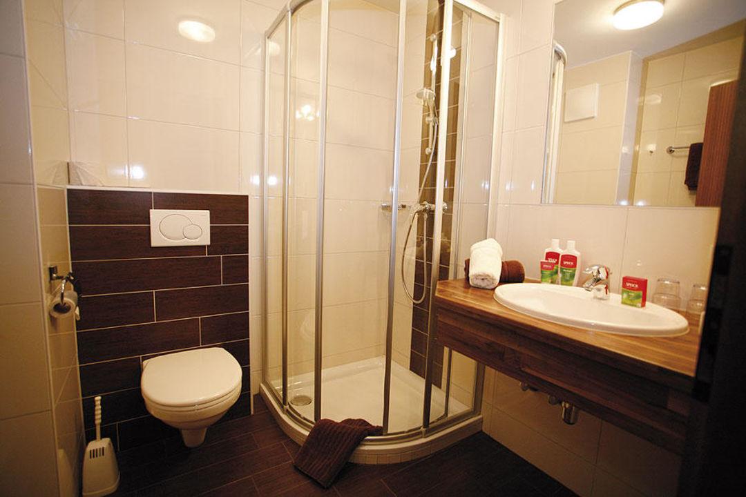 Neu Renovierte Bader In Allen Wohlfuhlzimmern Hotel Garni Haus