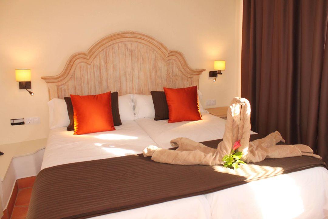 Piso piloto Hotel Costa Real  (Vorgänger-Hotel – existiert nicht mehr)