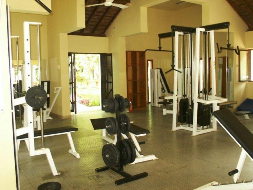 Fitness-Raum Hotel Majesty Club Kemer Beach  (geschlossen)