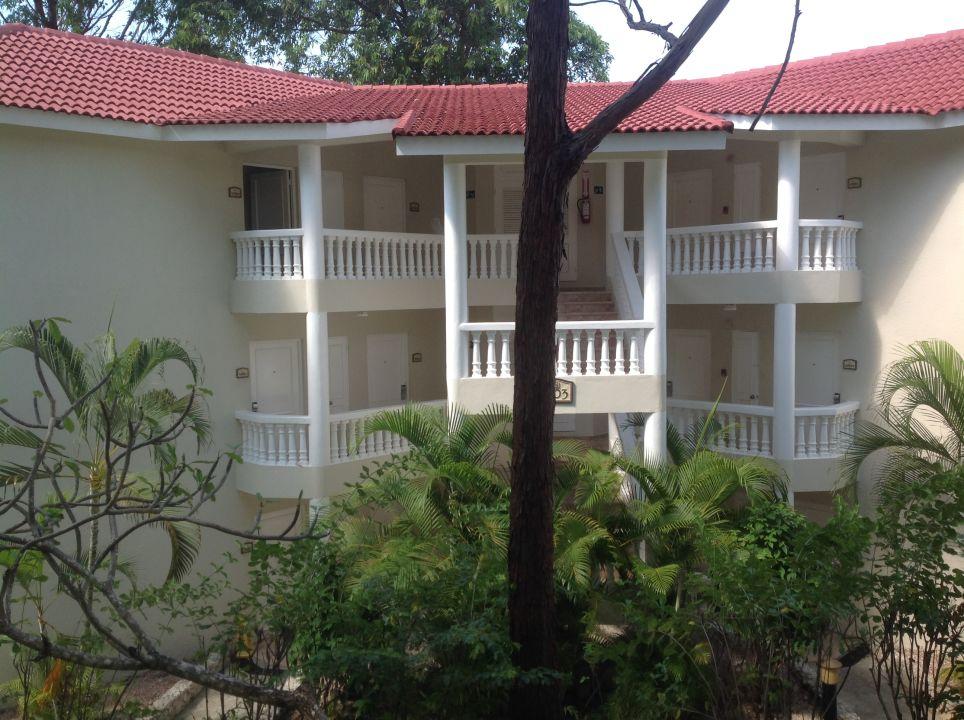 Außenansicht Cofresi Palm Beach & Spa Resort