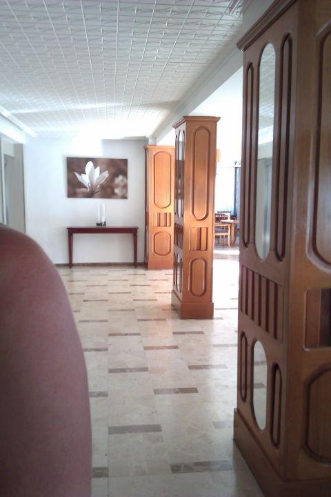 Eingang Elegance Playa Arenal