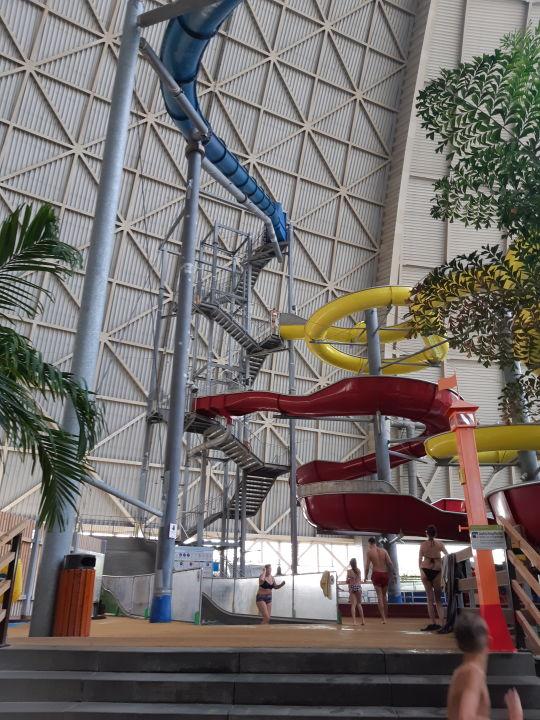 Sport & Freizeit Tropical Islands Resort