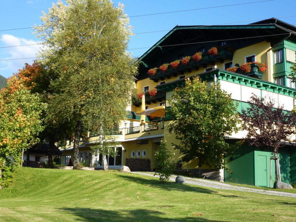 Herbst Ferienhotel Elisabeth