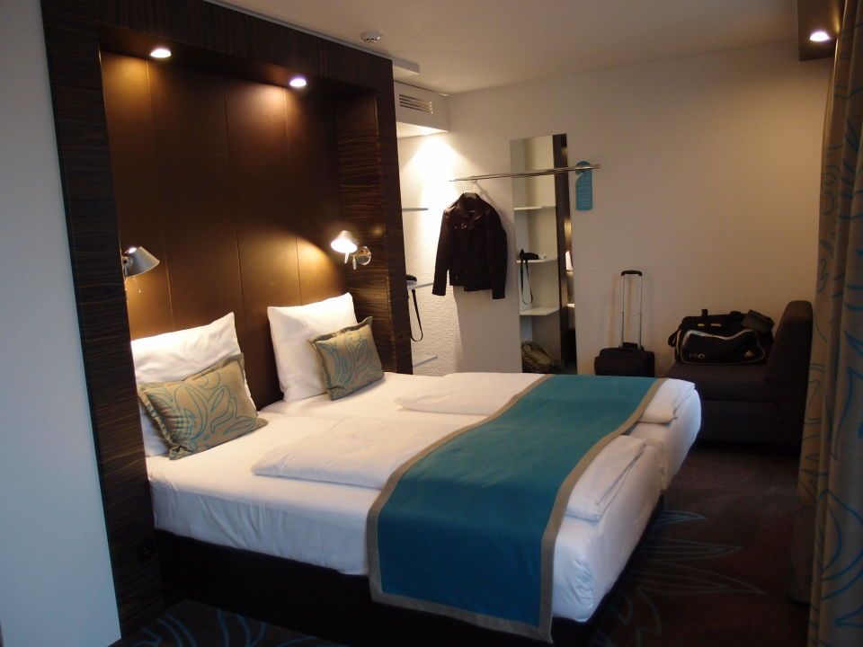 Doppelzimmer business motel one m nchen sendlinger tor for Motel one zimmer bilder