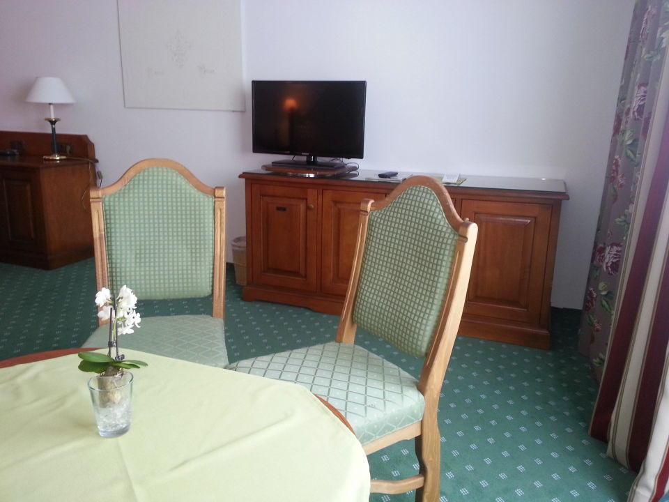Zimmer Alpenhotel St. Christoph