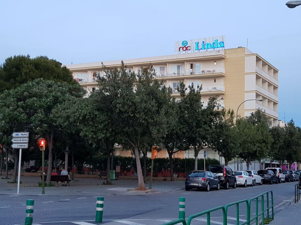 Ausblick Hotel Roc Linda