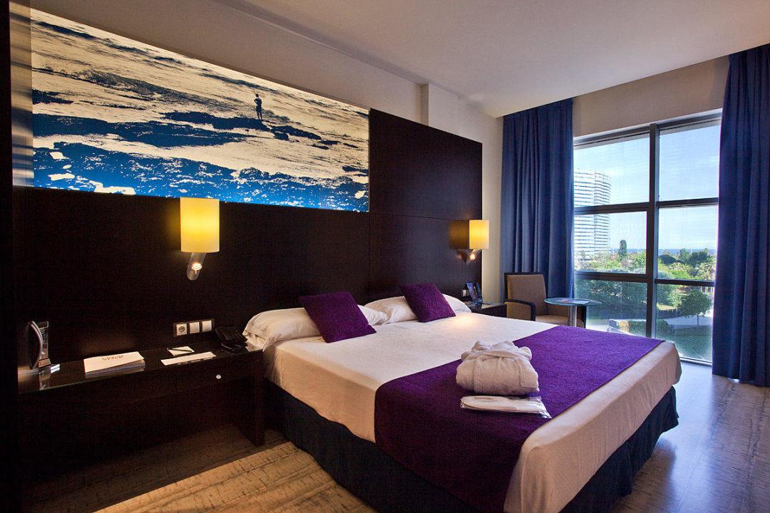 Habitación  Hotel Vincci Maritimo