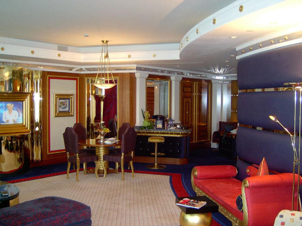 Deluxe-Suite Hotel Burj Al Arab