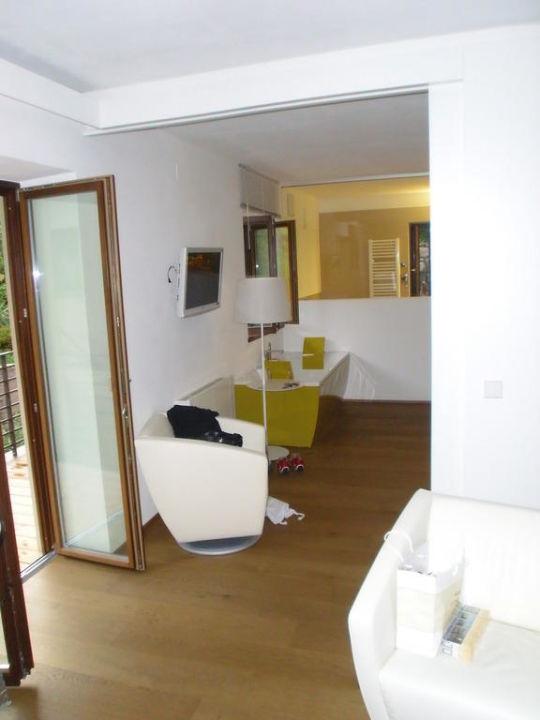 Bild suite zu designhotel gius la residenza in kaltern for Designhotel gius la residenza