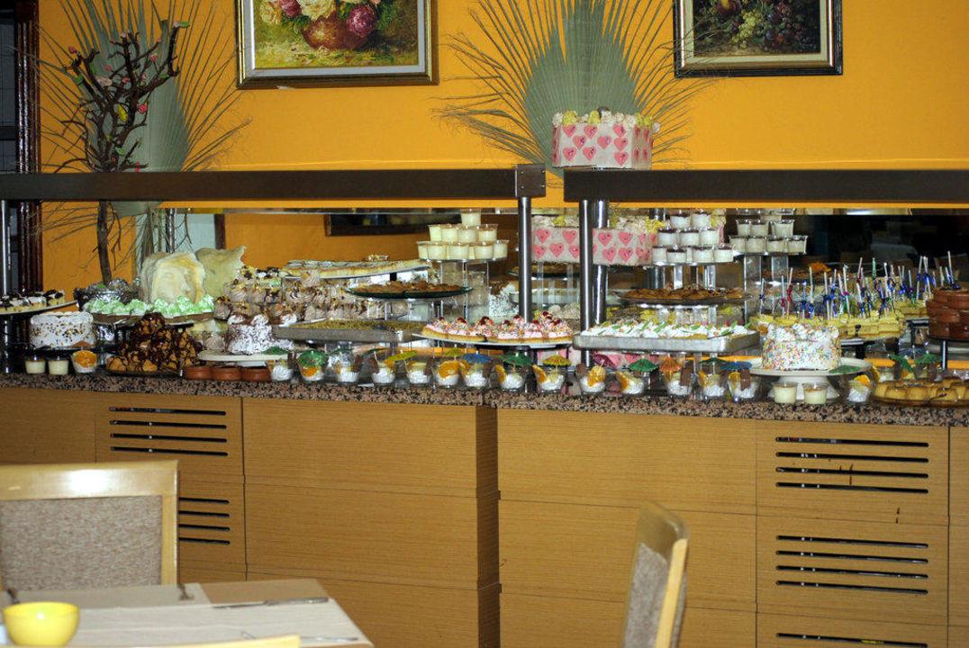 Nachtischbuffet Dosi Hotel