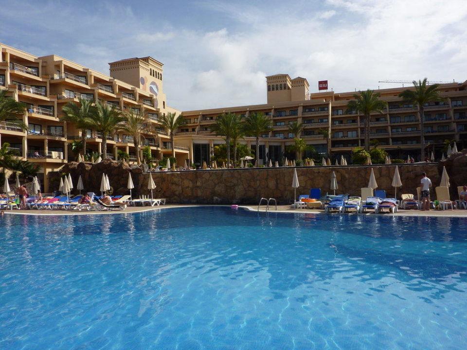 Vue de l'hotel Hotel Riu Buena Vista