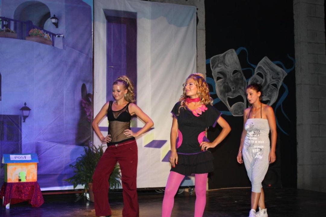 Mamma Mia 05-10-2010 Trendy Aspendos Beach Hotel