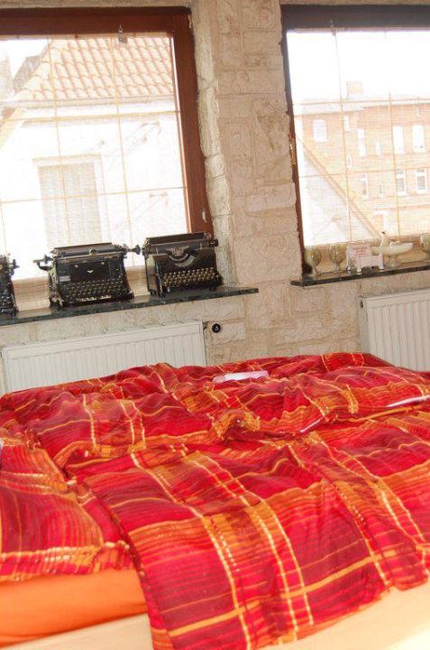 Das Ehebett  FeWo Am Kagenmarkt F337