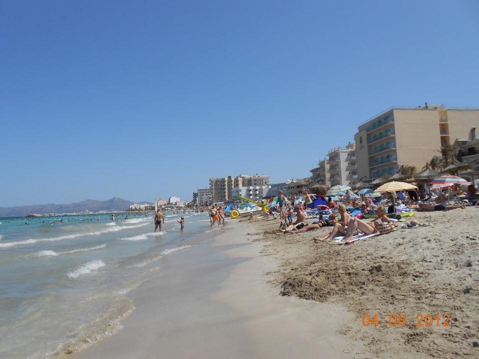 Can Picafort Hotel Thb Gran Playa