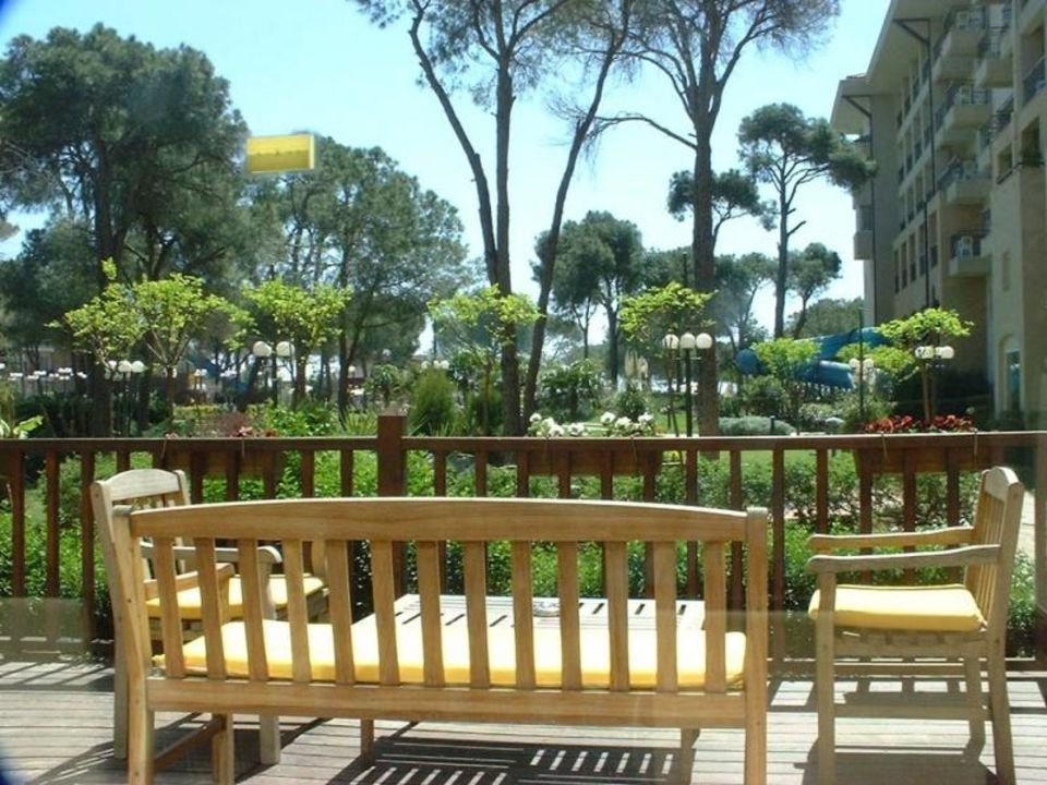 Hotel Rixos Belek - Gartenanlage Papillon Ayscha Hotel