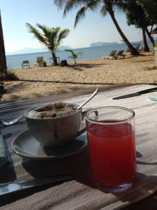 Guten Morgen Paradise Kohyao Koh Yao Noi