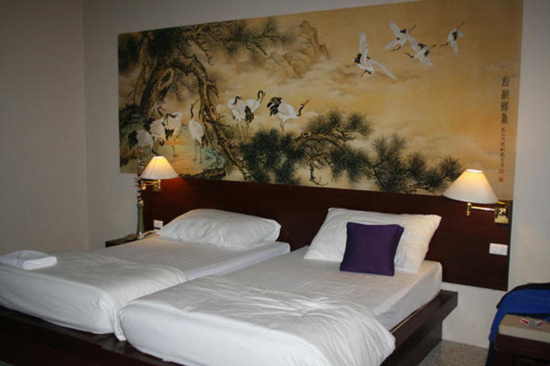 Dachterrasse Sino House Phuket Hotel