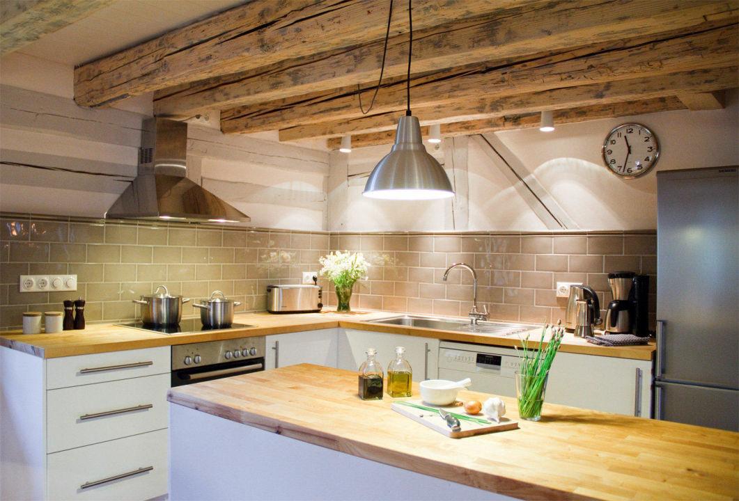 apartment 5 küche