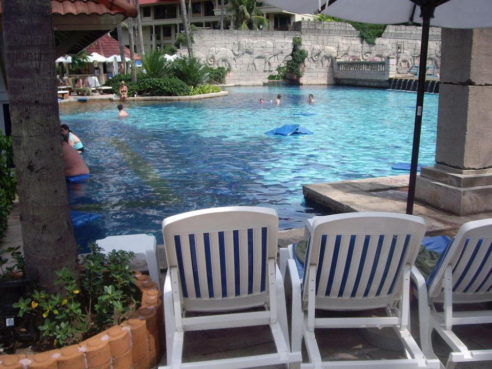 Verschmutzter Pool Hotel Laguna Beach  (geschlossen)