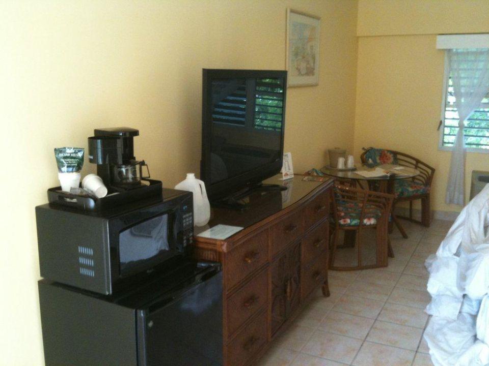 Zimmer Hotel Bayside Inn Key Largo