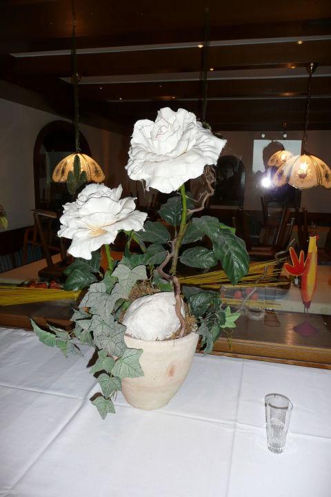 Tischdeko Koglers Pfeffermuhle Hotel Restaurant St Urban
