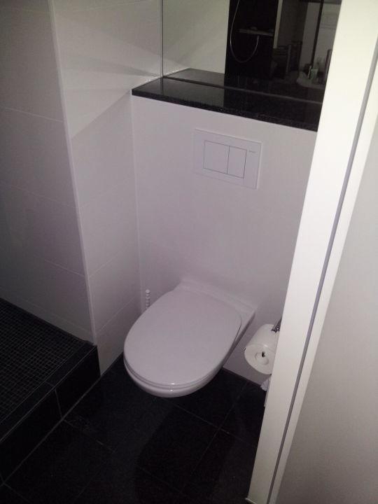 Badezimmer (Toilettenbereich)\