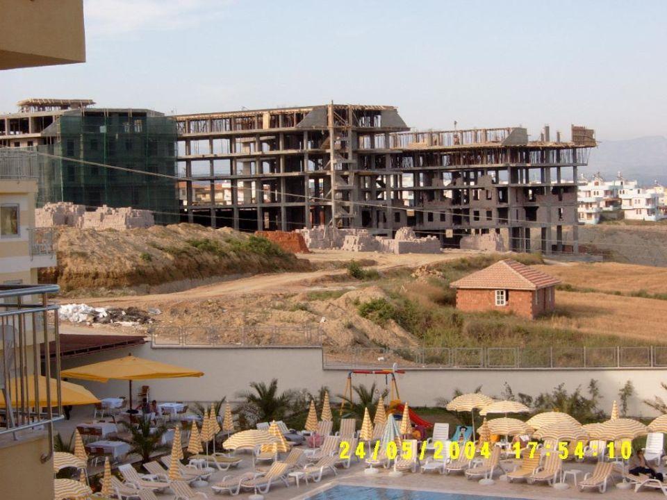 Diamond Beach - Baustelle Diamond Beach Hotel & Spa