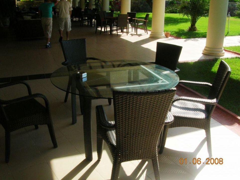 Sitzgelegenheit Terrasse / Restaurant / Bar Castle Resort & Spa Hotel Sarigerme
