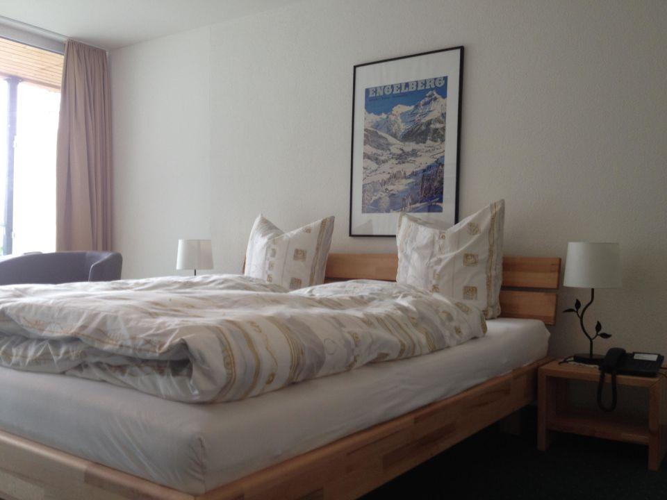 Doppelzimmer Hotel Hahnenblick