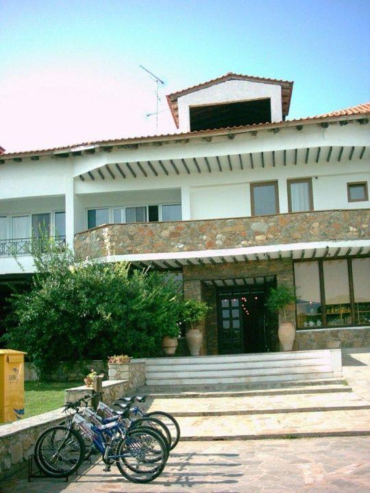 Resort Hotel Manor House Ekies All Senses Resort