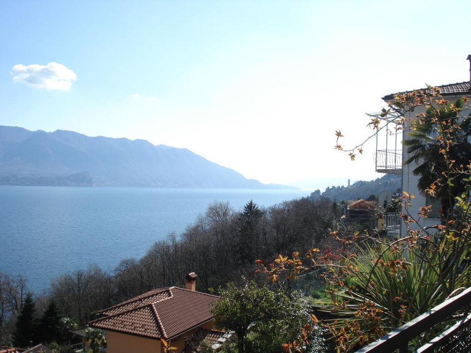 Wundervolle Aussicht vom Balkon B&B Casale