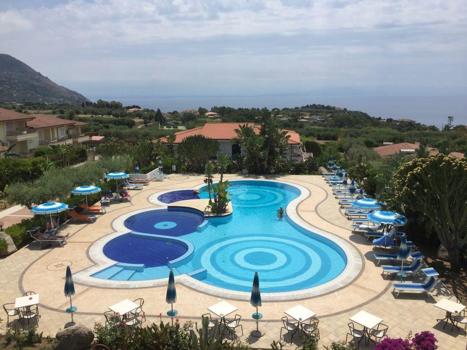 Pool Hotel Il Gattopardo