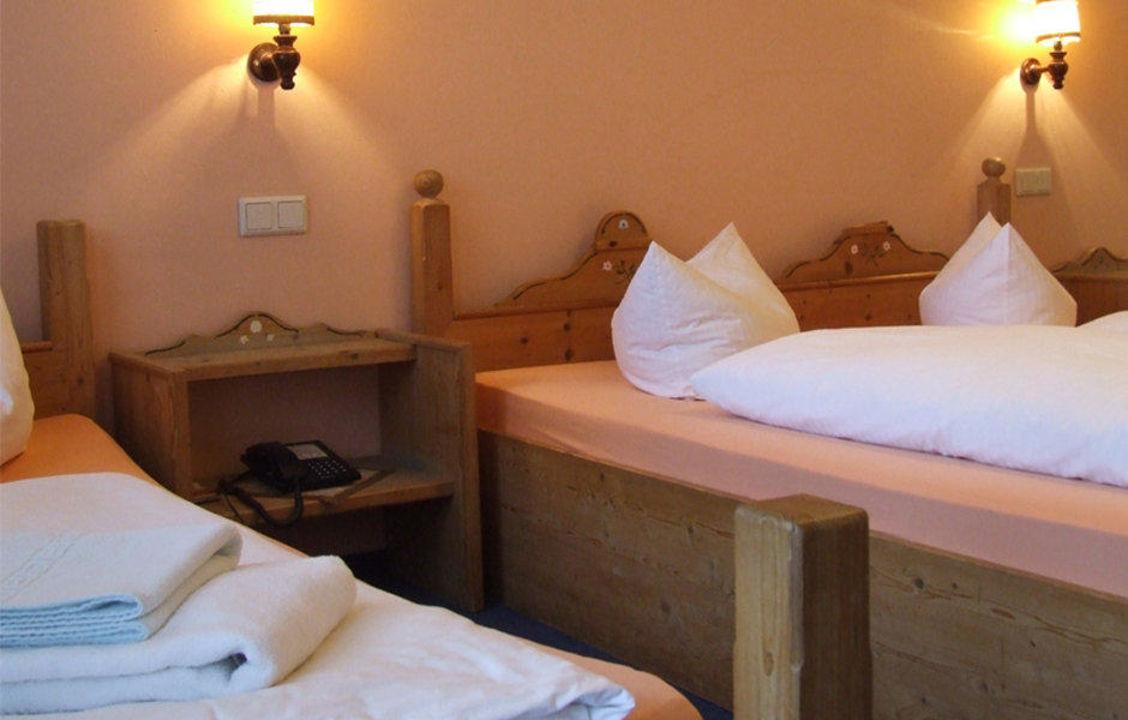 Mehrbettzimmer Hotel Restaurant Goger