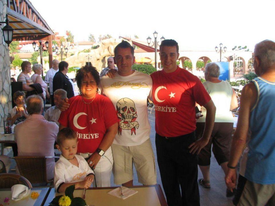 Türkischer Abend Hotel Club Gypsophila Holiday Village