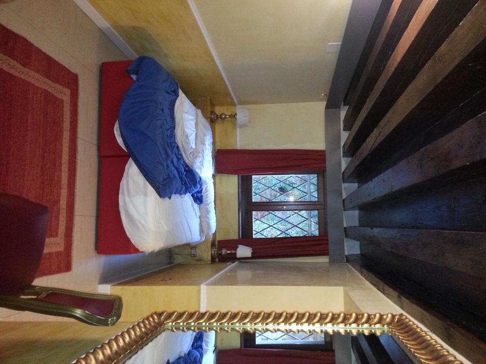 Schlafecke Hotel Al Nido di Giulietta e Romeo