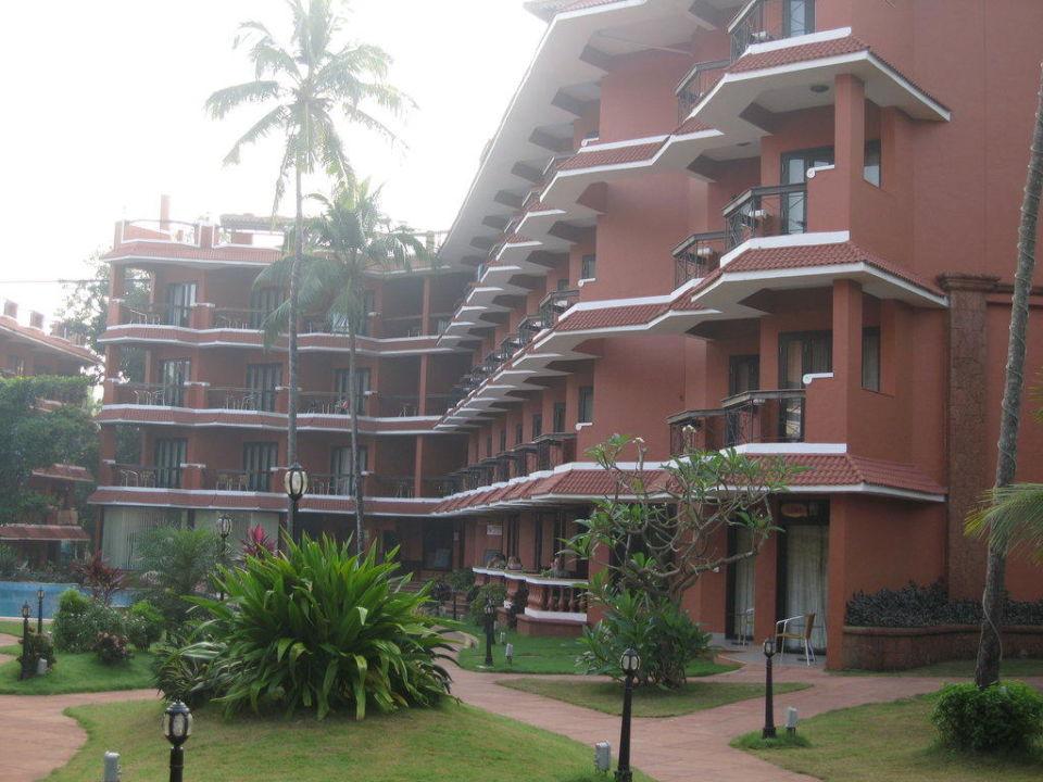 Hauptgebäude Hotel Beacon Court