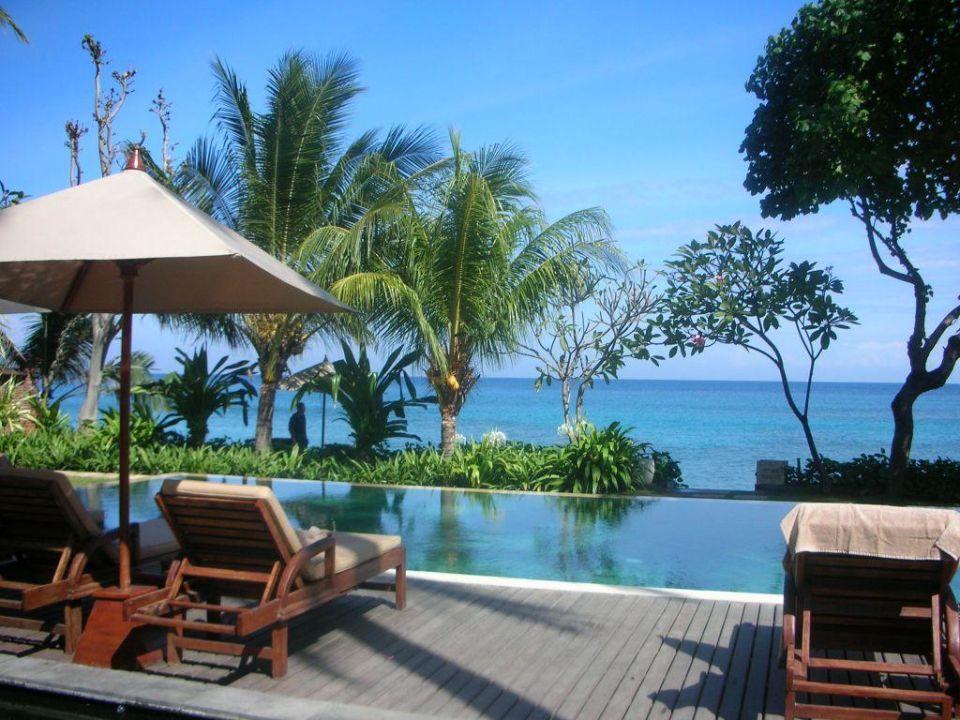 Pool Qunci Villas Hotel