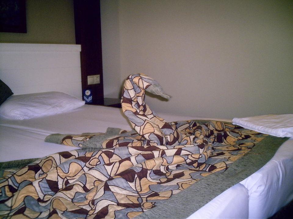 Bettengestaltung Hotel Viking Star