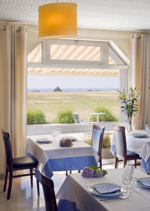 Salle de restaurant Grand Hotel des Dunes