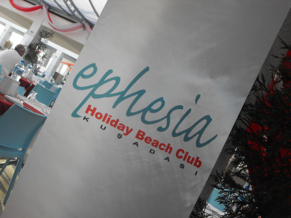 Logo Hotel Ephesia Holiday Beach Club