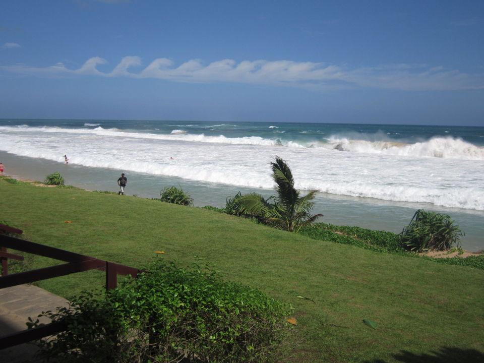Auch Im Juni Tolles Wetter The Long Beach Resort Koggala