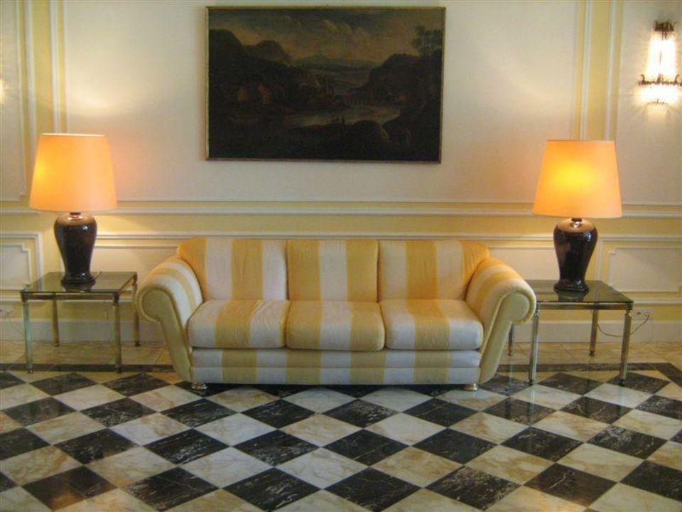 Eingangshalle Victoria-Jungfrau Grand Hotel & Spa