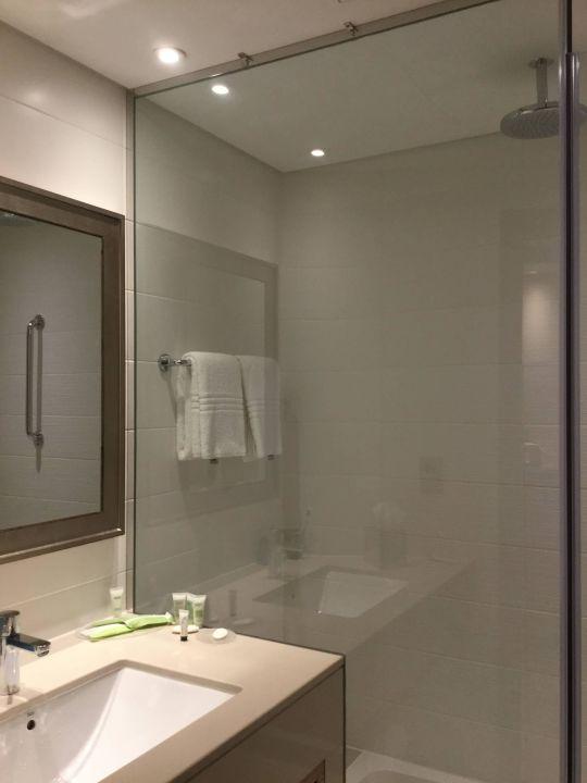 Bathroom Courtyard by Marriott World Trade Center Abu Dhabi